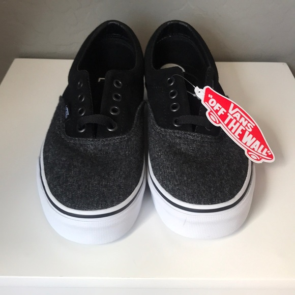 new style 80592 2193e Vans Era Suede and Suiting NWT